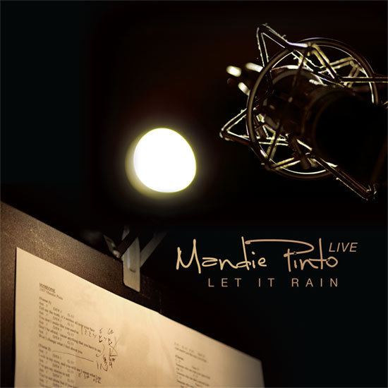 Mandie Pinto - Let It Rain (Live)