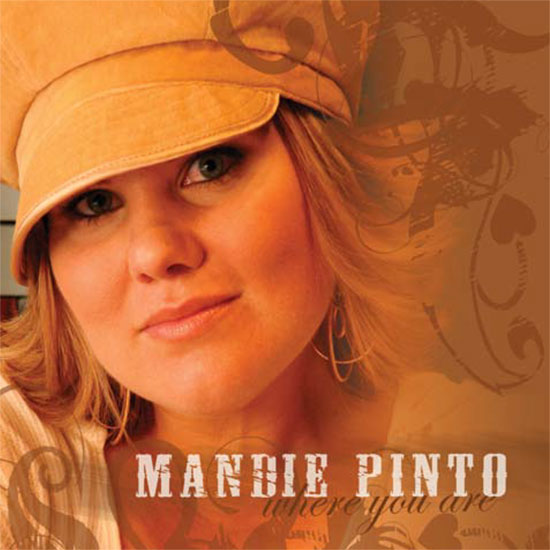 Mandie Pinto - Where You Are